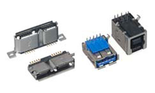 SuperSpeed USB 3.0 Connectors