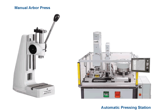 Types of Swage Presses