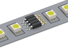 SMT LED Interconnects