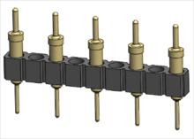Selectively Loaded Connector