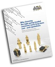 How to Select the Correct Spring-Loaded Connector Whitepaper